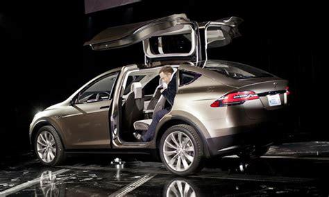 Tesla Wing Doors by