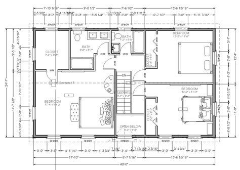 Second Story Floor Plans Second Story Addition For The Home