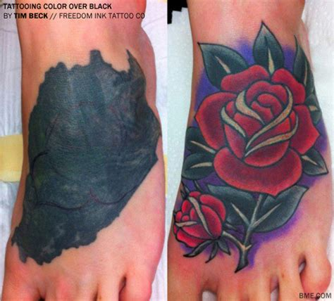 black cover up tattoo before and after cover ups cover up thick black