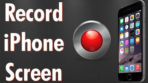 how to record your iphone screen my tech methods