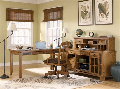 Home Office Excellent Office Space Design Presented With Desk For Office At Home
