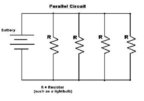 parallel circuits power why is the voltage the same for resistors in parallel socratic
