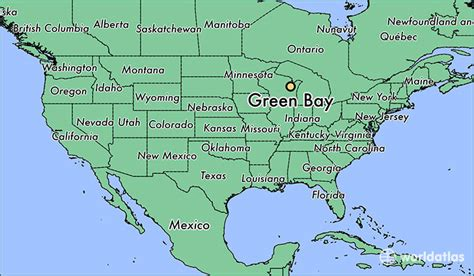 green bay map where is green bay wi where is green bay wi located in the world green bay map