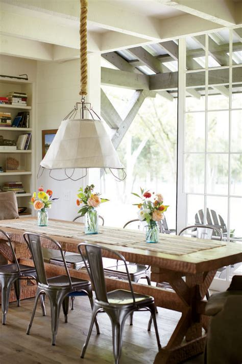 modern farmhouse dining room a modern farmhouse in south carolina affaire with interiors