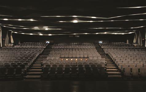 city auditorium chettinad health city auditorium designboom