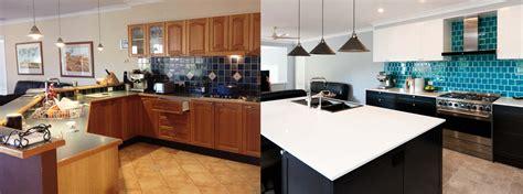 premier kitchen design kitchen design before after kitchen renovation black white
