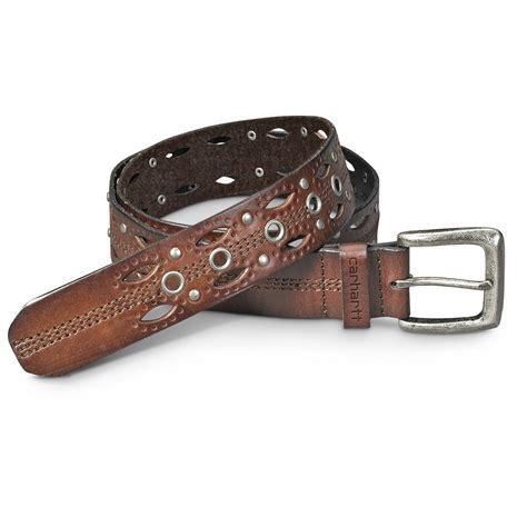 Studded Belt s carhartt dearborn studded belt 643436 belts