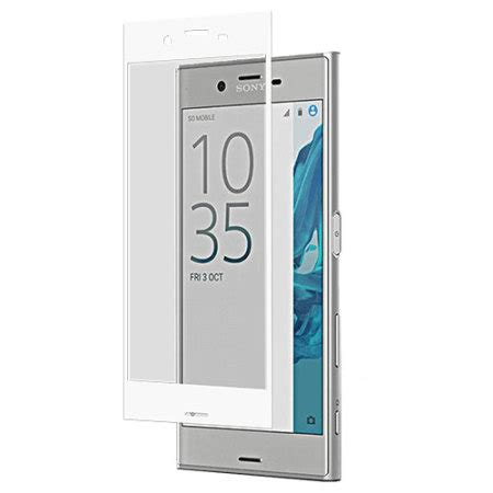 Tempered Glass New Sony Xperia Z2d6503 Screen Protector 25d roxfit sony xperia xz tempered glass screen protector white
