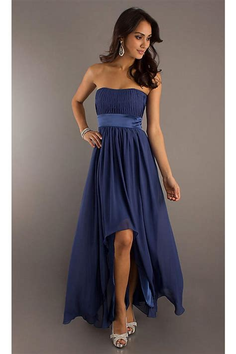 Dress Blue Navy navy blue cocktail dress pjbb gown