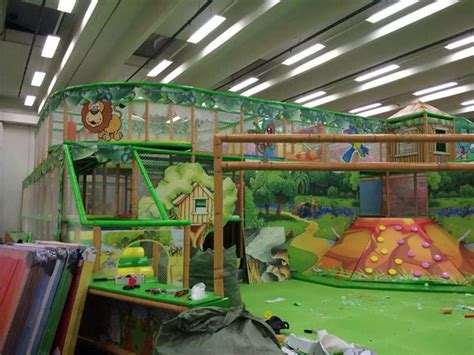 playground 169 jungle themed indoor jungle