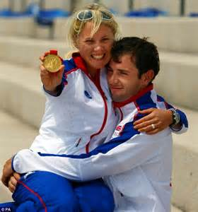 Olympic windsurfer who dumped amazing wife after she sacrificed her medal dream to look after