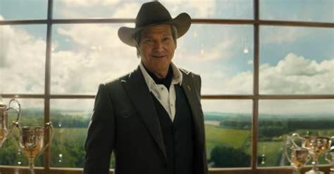 cowboy film jeff bridges jeff bridges interview kingsman the golden circle iron
