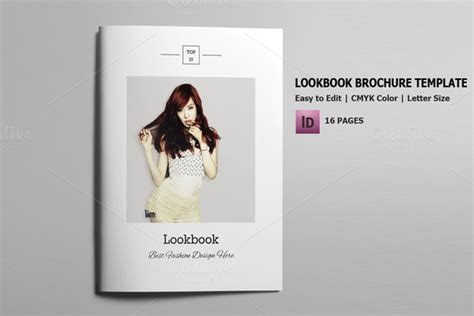 Lookbook Fashion Template Indd Free Download 187 Designtube Creative Design Content Lookbook Template Free