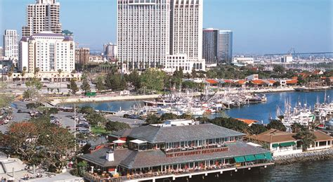 The Fish House San Diego by The Fish Market Restaurant Seen In A Photograph Taken