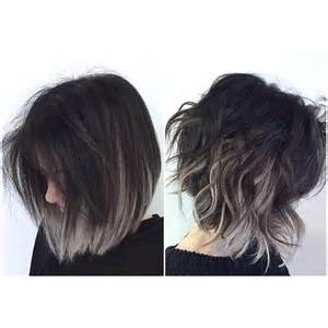 can gray hair turn black again best 20 grey ombre hair ideas on pinterest grey dyed