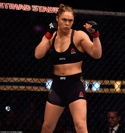 ronda rousey fight hairdo ronda rousey to get back to work after rival miesha tate