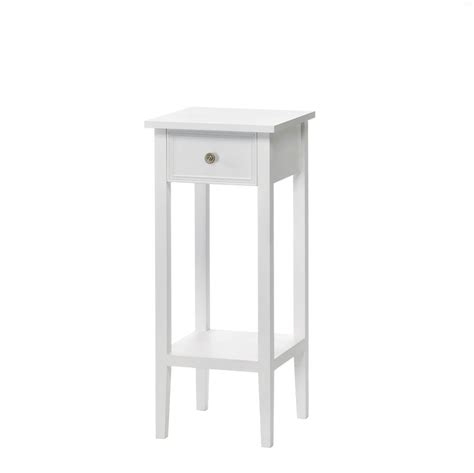 white side table willow white side table wholesale at eastwind wholesale