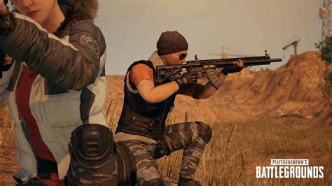 pubgs  mk mutant assault rifle