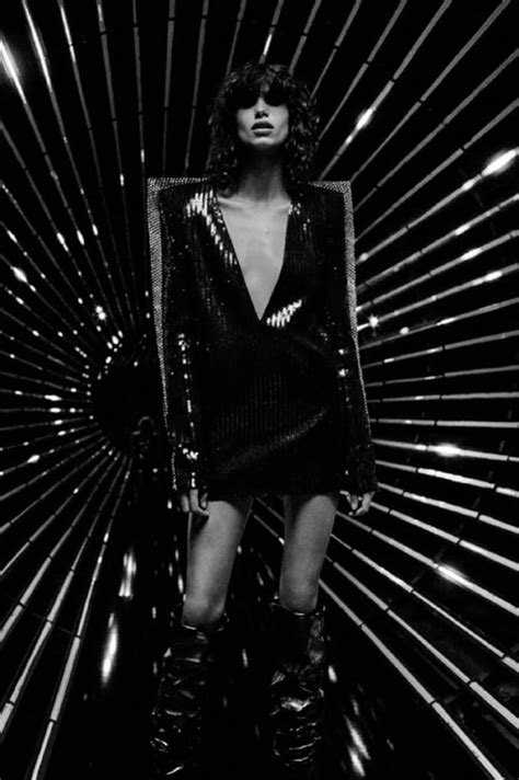 Yves Saint Laurent Fall Winter 2017 by Collier Schorr
