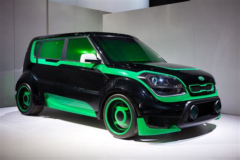 Kia Soul Custom Casey Kia Casey Kia News Updates And Info