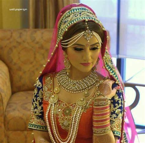 Download Beautiful punjabi bride  Hd wallpaper from