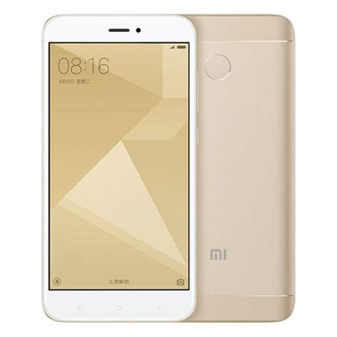 Xiaomi Redmi 4x 2gb 16gb xiaomi redmi 4x 2 gb 16 gb gold discoazul