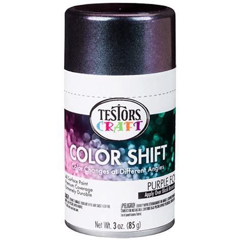 color shift color shift aerosols product page