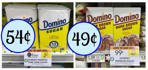 Domino Sugar Sweepstakes 2016 - domino sugar deals at publix as low as 49 162