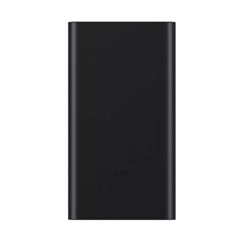 Powerbank Xiaomi 10000 Mah Slim Fast Charging jual xiaomi mi power 2 original fast charging powerbank black 10000 mah harga