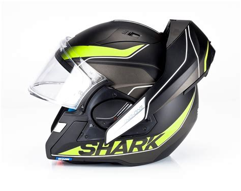Shark Helm by Product Review Shark Evo One Helmet 163 329 99 Mcn