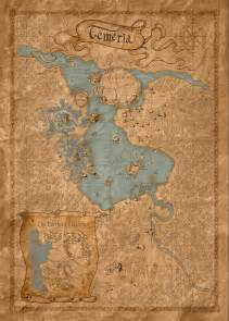The Witcher World Map by Did Murky Waters Become White Orchard Cd Projekt Red Forums