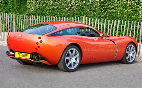 Tvr T440r 2004 Tvr T440r Typhon Specifications Photo Price