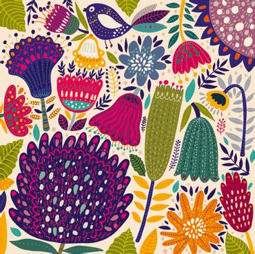 hawaiian pattern cdr tropical pattern vector free vector download 19 016 free
