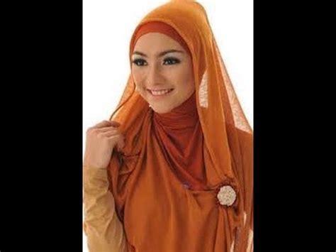 tutorial hijab segi empat citra kirana video kreasi hijab segi empat ala citra kirana youtube