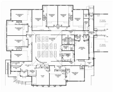 floor plan blueprint gorgeous 50 classroom floor plan exles inspiration design of sle classroom floor plans