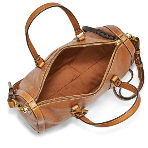 kendall satchel fossil