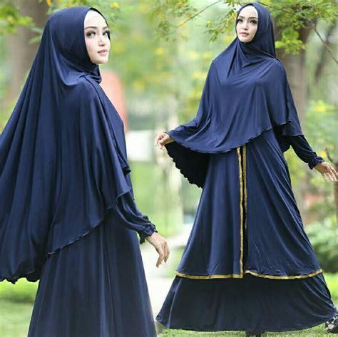 Baju Muslim Syar I 25 model baju muslim paling ngetren 2017 fashion