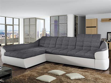 sofa mit ecke ecksofa schlafsofa mit bettkasten stoff farez 2 farben