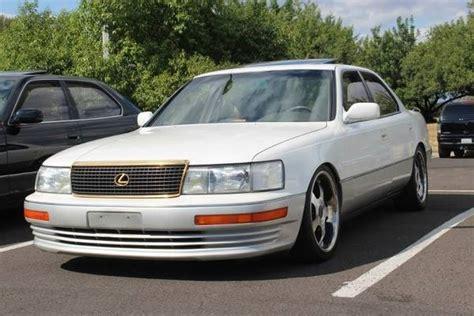 1992 lexus ls400 ca 1992 lexus ls400 celsior vip too much to list