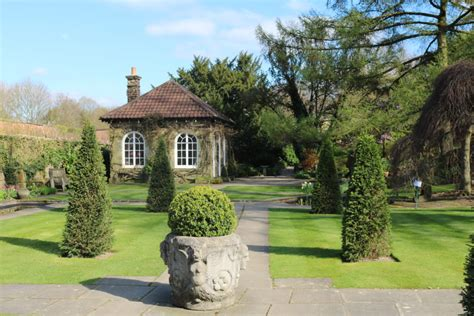 review wentworth garden centre historic walled gardens