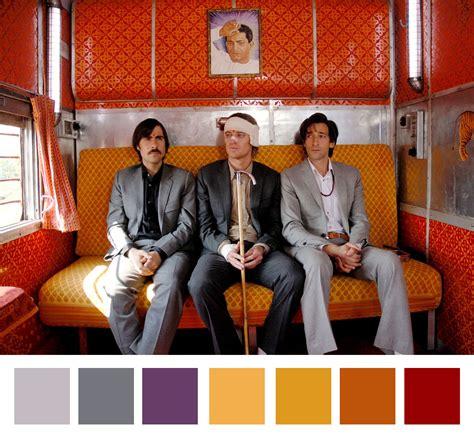 wes color palette decoding wes s sublime colour palettes