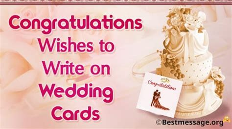 Wedding Wishes Quotes For Cards by Congratulation Messages For Cousin Getting Married