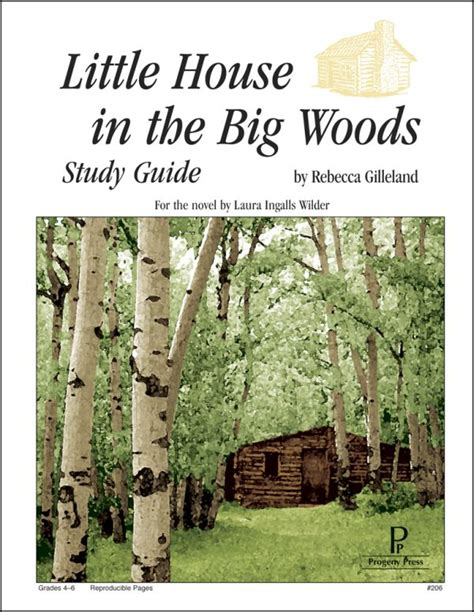 little house in the big woods little house in the big woods study guide 009292 details rainbow resource center inc