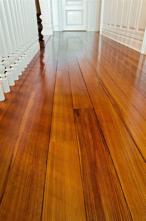 1 X 8 Yellow Pine Flooring by Longleaf Lumber Quartersawn Reclaimed Pine Flooring