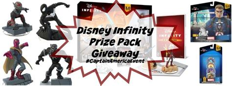 Free Government Giveaway Package - disney infinity prize pack giveaway captainamericaevent