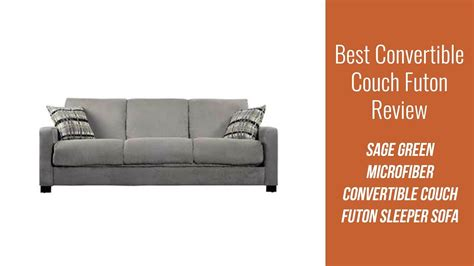 Microfiber Sofa Review by Best Convertible Review Green Microfiber