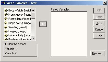 section 13 trade test сравнение средних двух зависимых выборок paired t test