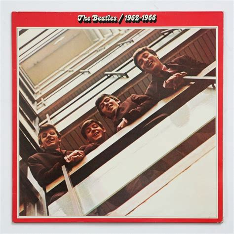 The Beatles Cd 1962 1966 by the beatles lp x 2 with gileric67 ref 115482809