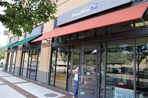 Is The Us Post Office Open Today by New Pentagon City Post Office Now Open Arlnow