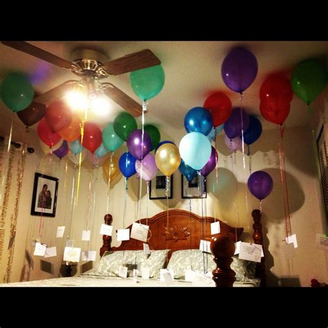 husband birthday decoration ideas at home 38 best images about birthday ideas on pinterest 30th